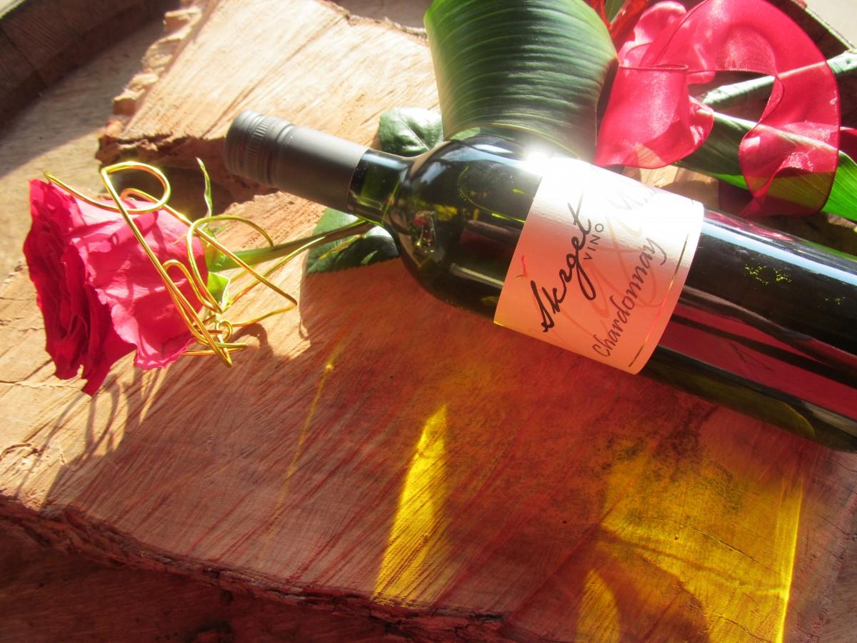 Škrget Vino