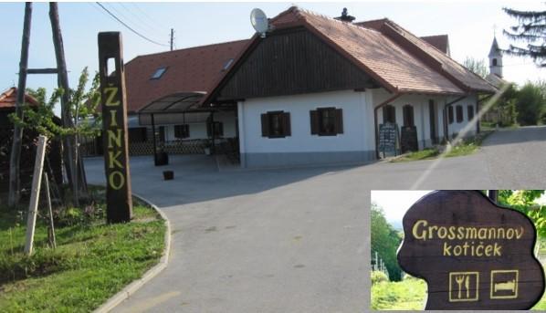 Gostišče na vasi Žinko